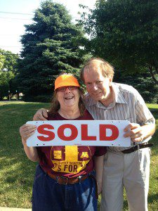 Judy and Terry Stepp