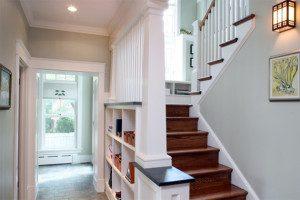 under-stairs