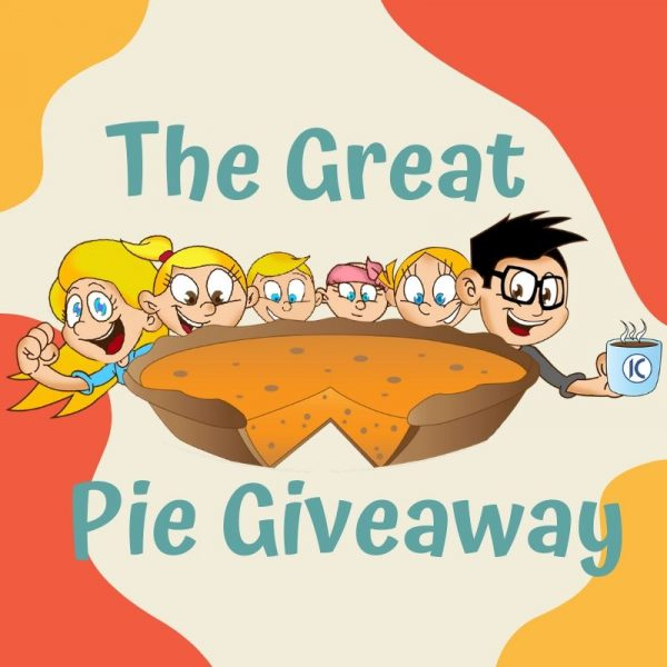 The Great Pie Giveaway